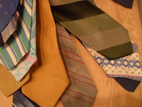 Ties from the antique store