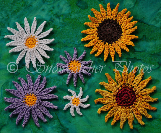 Sunflake III inspiration