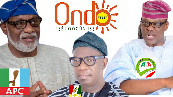 Ondo decides 2020: Live Updates, Results, Situation reports from governorship election