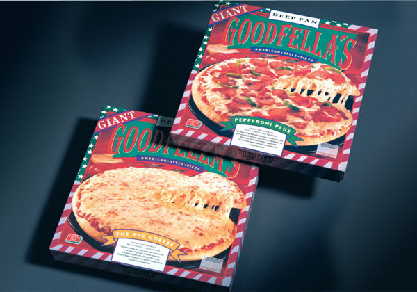 Goodfellas Pizza Packaging Design 25+ Sour & Spicy Pizza Packaging Design Ideas