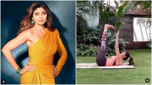 शिल्पा शेट्टी ने लॉकडाउन के तनाव से मुक्ति के लिए फिट रहने पर दिया जोर, शेयर किया ये Video
