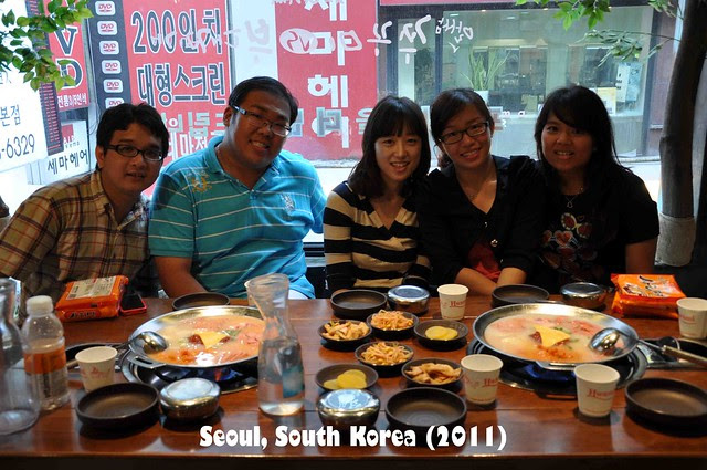 Last Day in South Korea 10 - Photo Group