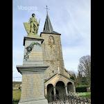 Photos. La commune de Bellefontaine dépense plus de 364 000 euros pour sauver son église Saint-Blaise