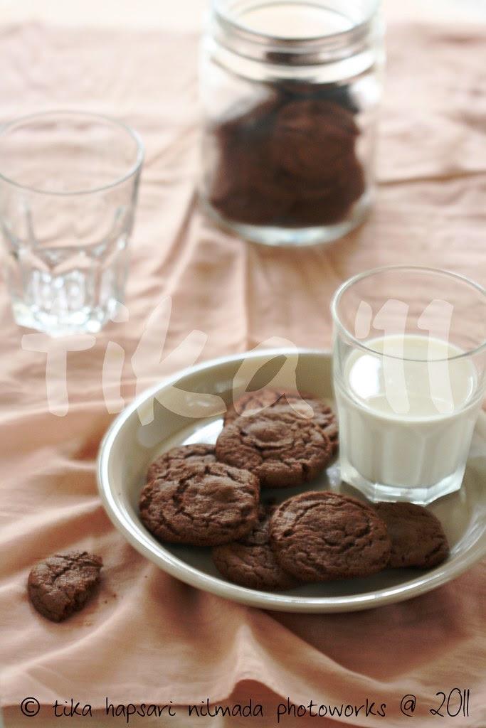 (Homemade) Chocolate cookies