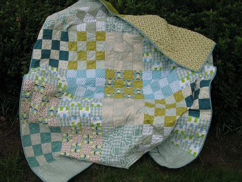 Wellspring quilt