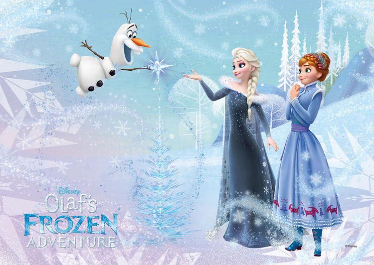 Ten D108 809 ディズニー 家族の絆アナと雪の女王 108ピース Cp D