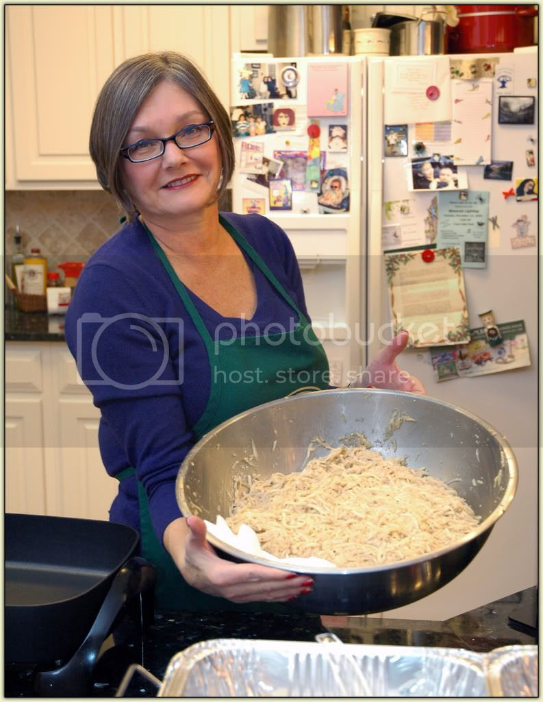 SWMBO the Latke Lady