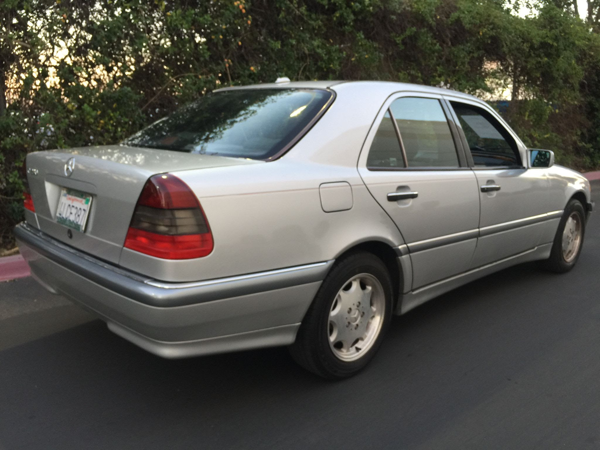 Used 2000 Mercedes-Benz C230 Kompressor at City Cars ...