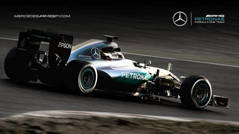 Mercedes AMG Petronas W07 2016 F1 Wallpaper   KFZoom