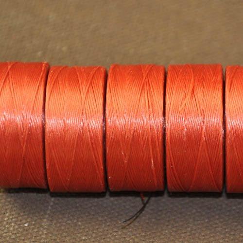 clbd-og Thread - Size D C-LON Thread - Orange (Spool)