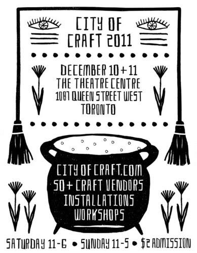 City of Craft 2011 WORN Ad