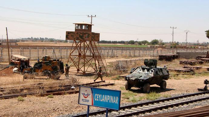 Τουρκικά μαχητικά χτυπούν επιδεικτικά μαχητές της ISIL