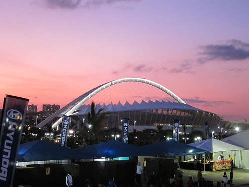 World Cup 2010, Durban