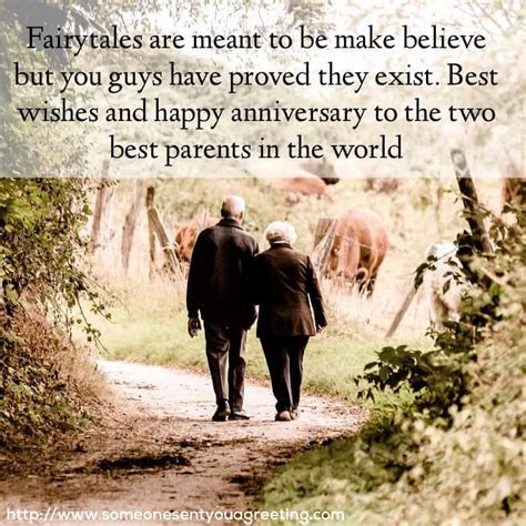 Anniversary Wishes for Parents (50  Examples, Poems and