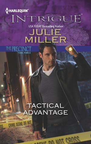 Tactical Advantage (The Precinct Task Force, #3)