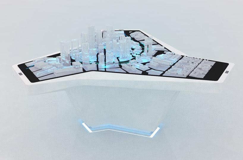 audi-urban-future-initiative-interactive-exhibit-CES-electronics-fair-2014_designboom01