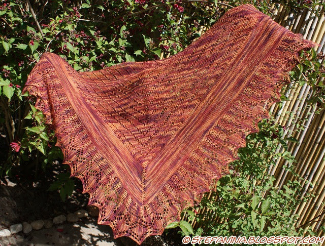 Stonington shawl 2