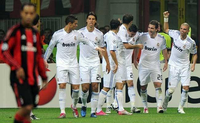 El Real Madrid se mete en octavos tras empatar en Milán en el tiempo extra