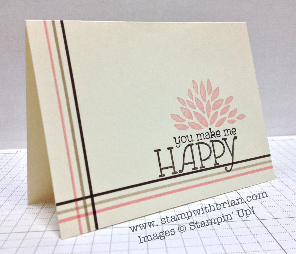 Happy Watercolor, Petal Parade, Stampin' Up!, PP179