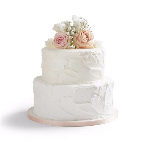 Rustic Wedding Cake ? The Hummingbird Bakery