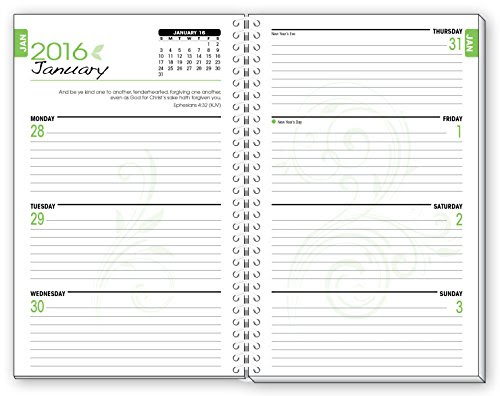 Daily Organizer 2017 | Daily Planner