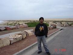 Padang Pasir Di Port Stephen, Australia