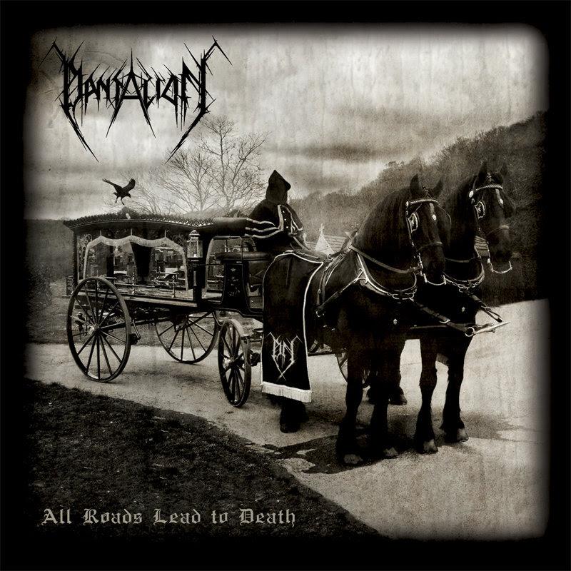 Dantalion - All Roads Lead to Death (2010)