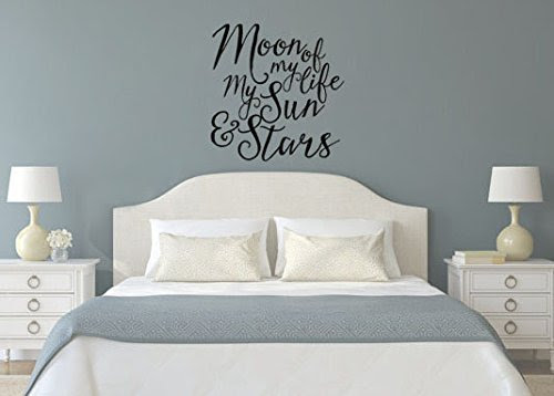 Game Of Thrones Moon Of My Life My Sun And Stars Wall Decal Sticker