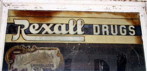 rexall drugs sign
