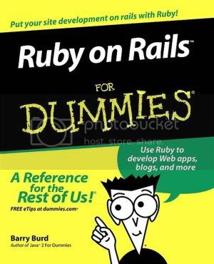 Ruby on Rails Up and Running