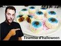 Recette Tiramisu Halloween