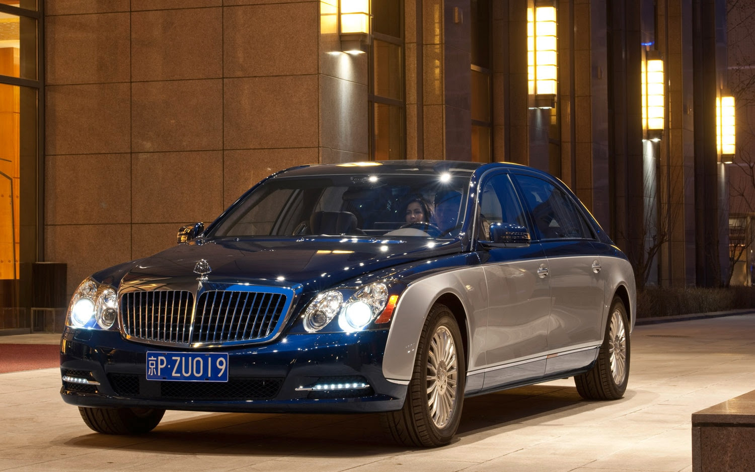 Daimler Finally Kills Maybach, Will Replace With Stretched MercedesBenz SClass