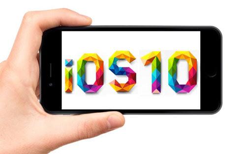 الإصدار النهائي من iOS 10