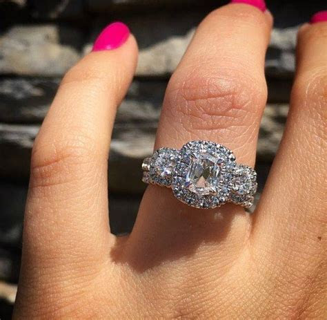 Top 10 Engagement Ring Designs by Henri Daussi   Raymond