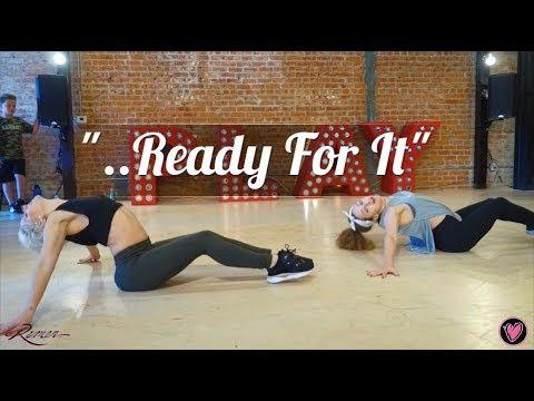 """..Ready For It?"" Rumer Noel Choreo @TAYLORSWIFT @RUMERNOEL"