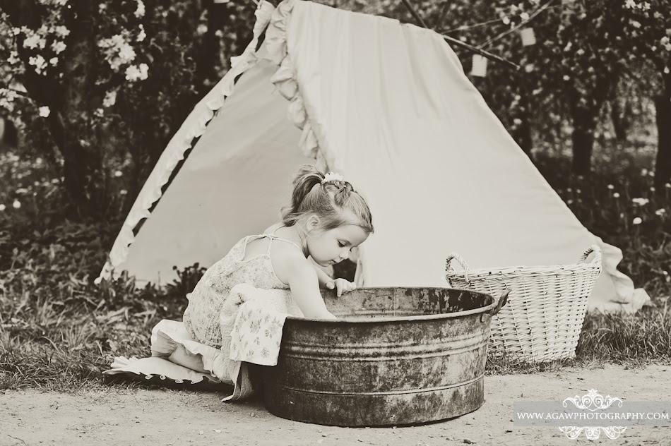 fotograf dziecięcy Mszana