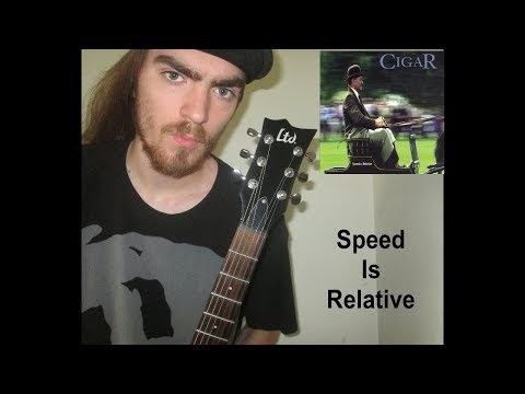 "Cigar - ""Speed Is Relative"" Full Album Guitar Medley"