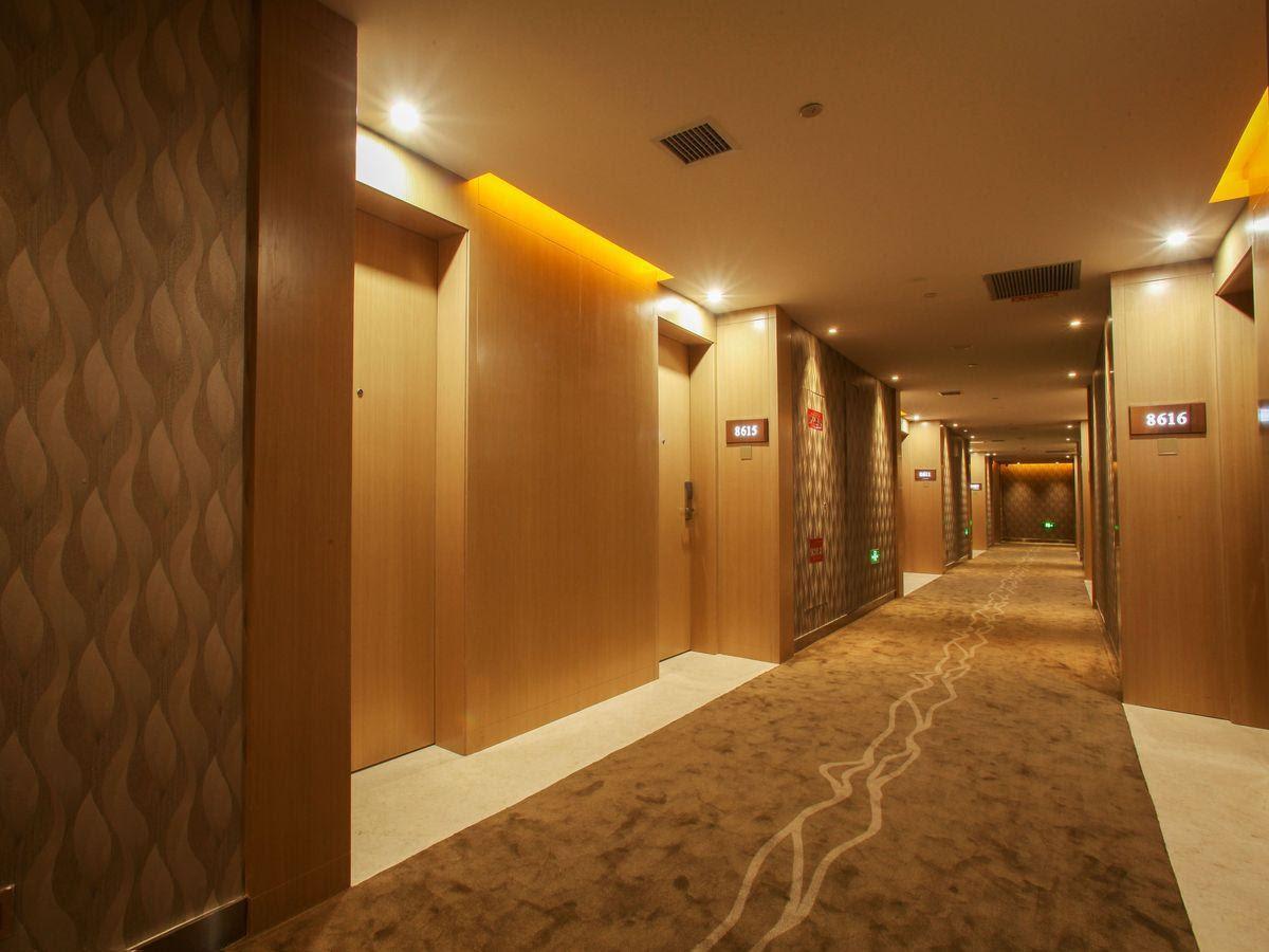 Review Xiamen Shu Yue Hotel