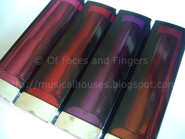 revlon color sensational lipstick tube