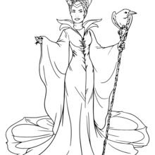 Dibujos Para Colorear De La Bella Durmiente 11 Imágenes Disney De