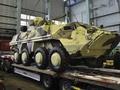 В России командир воинской части сдал на металлолом бронемашину