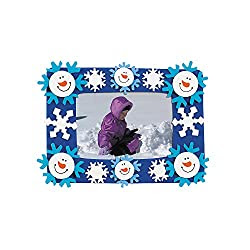 Girl Scout winter craft kits