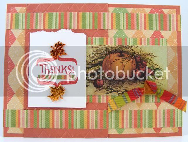 Bountiful Thanks Card