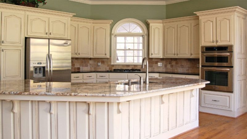Types of Paint Best For Painting Kitchen Cabinets ...