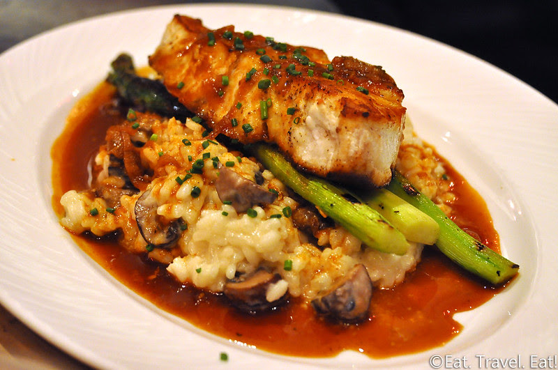 Great Maple (Fashion Island)- Newport Beach, CA: New Zealand Blue Nose Sea Bass