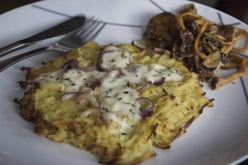kartuliröst ahjus