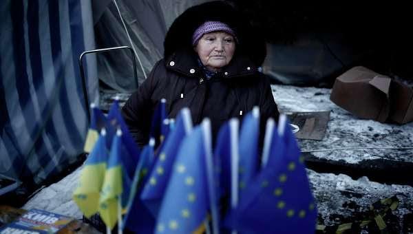 Украина захвачена мерзкими людоедами, убивающими русских