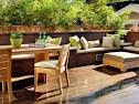 Tips on decorating balcony in modern and minimalist style