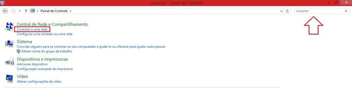Pesquisa por termo no Painel de Controle do Windows 8 (Foto: Reprodução/Marcela Vaz) (Foto: Pesquisa por termo no Painel de Controle do Windows 8 (Foto: Reprodução/Marcela Vaz))