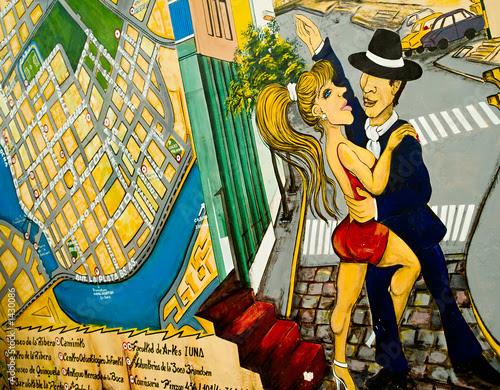 tango graffiti